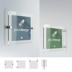 Segnaletica Aziendale in Plexiglass